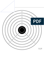 B22 _ Army L Target
