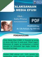 PP Refrat Penatalaksanaan OME