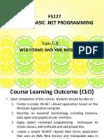 Topik 5.1 Understand Web Forms