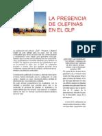 Olefinas en El GLP