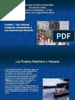 PRESENTACIÓN DE LOS YEKUANA 1