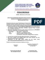 Pengumuman Hasil Uji Kesehatan Siipenmaru Progsus & d4 Tgl 21 Des 2012. Web.kop.Doc