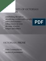 The Diversity of Victorian Literature