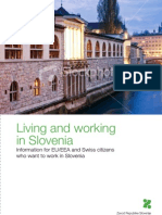 Living&Working in Slovenia