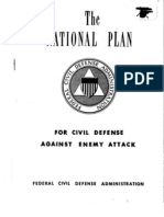 31778966 the National Plan for Civil Defense Against Enemy Attack 1956