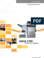 Bizhub C250