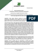 211212_Basta Sprecare Territorio_Comunicato Stampa_ Legambiente Veneto