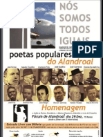 Alandroal - Poetas Homenagem, 2012 12 29