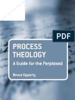 Process Theology Whitehead