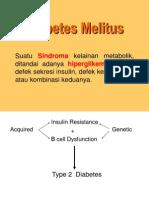diabetes melistus
