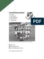 Vereinszeitung Nr. 24 (Dezember 2012)