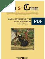 Superstición y brujería en el Duranguesado a fines de la Edad Media