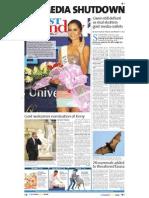 Manila Standard Today - Sunday (December 23, 2012) Issue