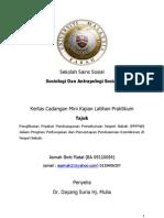 Proposal Mini Kajian Latihan Praktikum