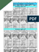 Formulas Movimientos en el plano y espacio (by Carrascal)
