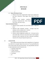 Laporan Resmi Boiler