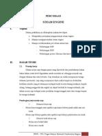 Laporan Resmi Steam Engine