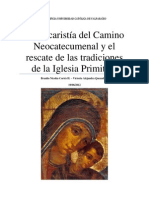 eucaristia catecumenal