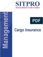 SITPRO Cargo Insurance