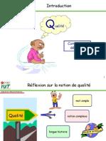Introduction à la qualité
