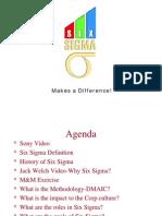 Handbook of Six sigma