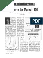 Masse 101