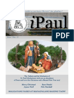 iPaul no.17 - Saint Paul Scholasticate Newsletter