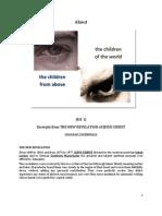 Brochure - New Revelation - Children of the world and children of God - ed 1
