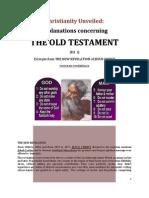 Brochure - NEW REVELATION - CHRISTIANITY UNVEILED - Old Testament - ed 1