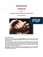 Brochure - NEW REVELATION - MESSAGES FOR COUPLES - ed 1