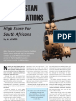 Afghanistan Air Operations - High Score For South Africans