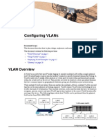 Configuring Vlans