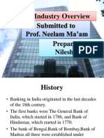 Overview of Banks