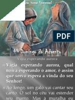 20121223 - 4º Domingo do Advento - Apresentação