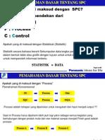 Statistical Process Control Training