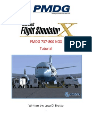 PMDG 737NXG Dark and Cold Tutorial | Aircraft | Aerospace