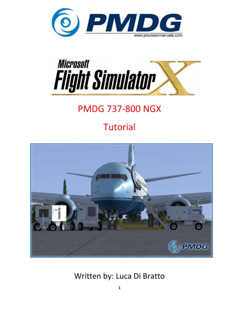 PMDG 737NXG Dark and Cold Tutorial | Aircraft | Aerospace