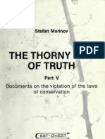The Thorny Way of Truth Part5 Marinov