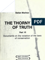 The Thorny Way of Truth Part6 Marinov