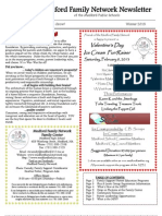 MFN Winter 2012 Newsletter