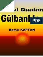 128-Alevi Dualari-Gulbanglar (Remzi Kaptan)