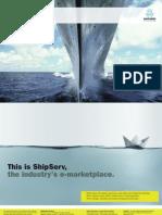 ShipServ Corporate Brochure eBook