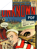 Adventures Into the Unknown-70th Issue Vintage Comic