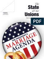 Report on Marriage in U.S.