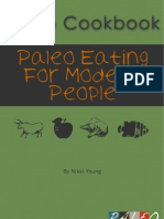 Paleo Eating for Modern People - Nikki Young