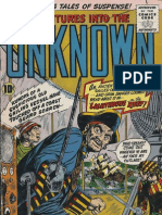 Adventures Into the Unknown-71st Issue Vintage Comic
