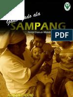 Gado-gado ala Sampang! Serial Diskusi Masalah Kesehatan - Agung Dwi Laksono