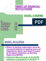 Basel 2 Norms