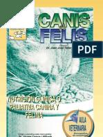 Nutricion Clinica Paliativa Canina y Felina