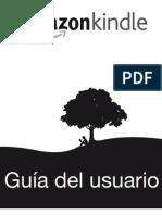Kindle guia del usuario español
